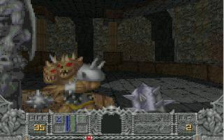 Hexen screenshot